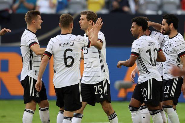 Portugal vs Allemagne