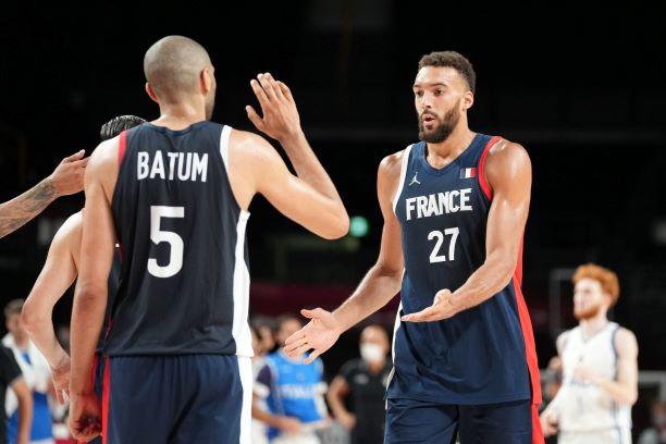 France vs Slovénie (basket)