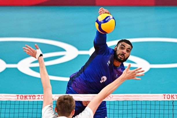 France vs Argentine (Volley)